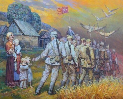 Солдати-журавлі