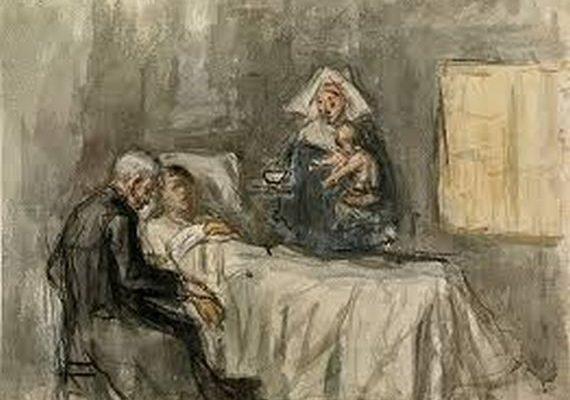 Лікар та хворий