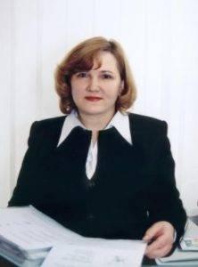 Надія Іванівна Коцур
