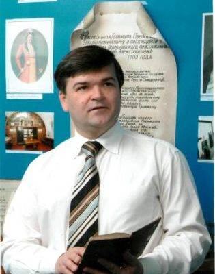 Віктор Петрович Коцур