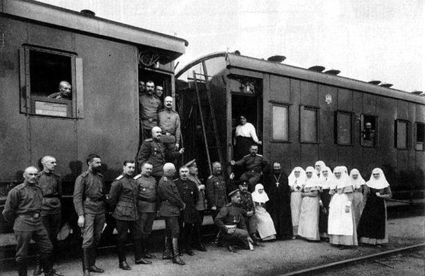 Санітарний потяг