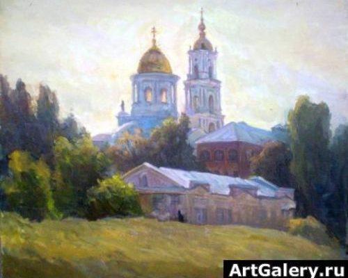 Спасо-Преображенский Кафедральный собор, г.Сумы.