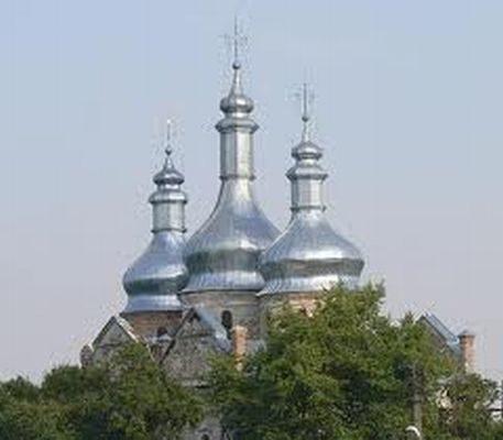 Храм Святого Духа в Ромнах