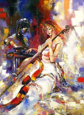 На хвилях музики