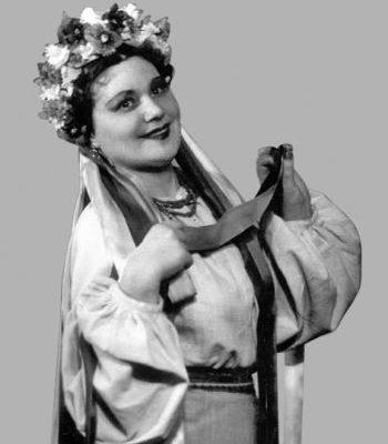 Жила Олександра Петрівна