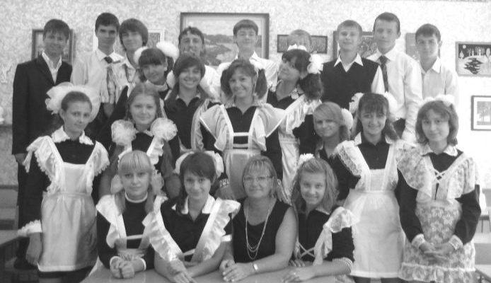11-А клас, СЗОШ №2, 2011