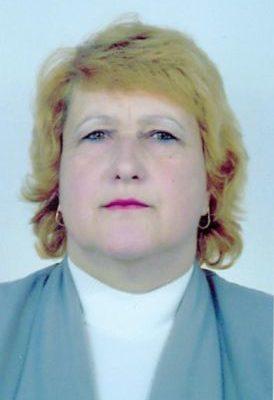 Борисенко Любов Андріївна