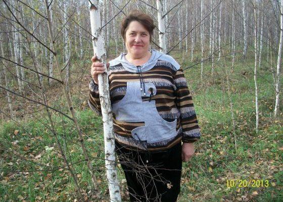 Ніна Миколаївна Бикова