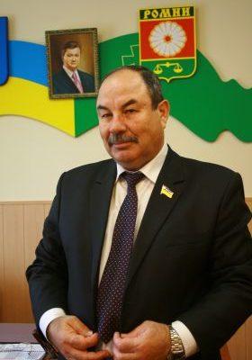 Петро Калашник, міський голова, Ромни.