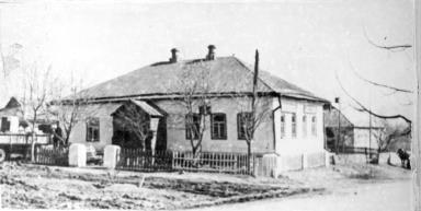 Будинок Недригайлівської сільської ради у 30-60 роки.