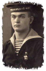 Поперека Іван Омелянович, фото 1940 року.