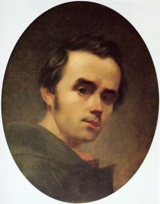АВТОПОРТРЕТ. 1830 р.