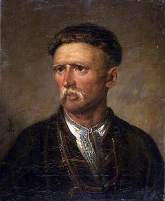 Василь Тропінін. Кармелюк.