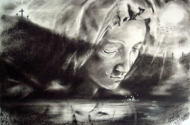 Пол Найт «Слезы матерей»
