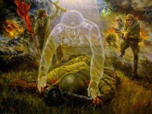 Сергей Бессонов. Душа солдата.