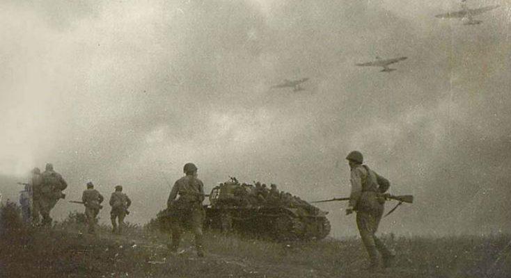 Перший день війни