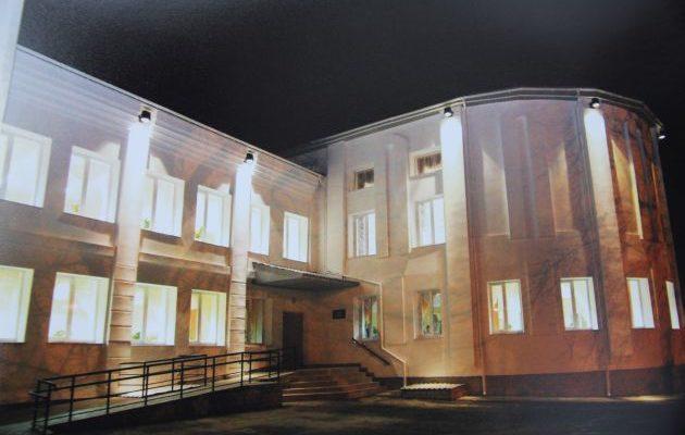 Добудова приміщення СЗОШ №1 ім. П.І.Калнишевського