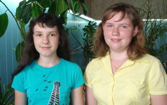 Гончаренко Валерія та Савченко Анна