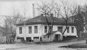 Старе приміщення Недригайлівського суду.