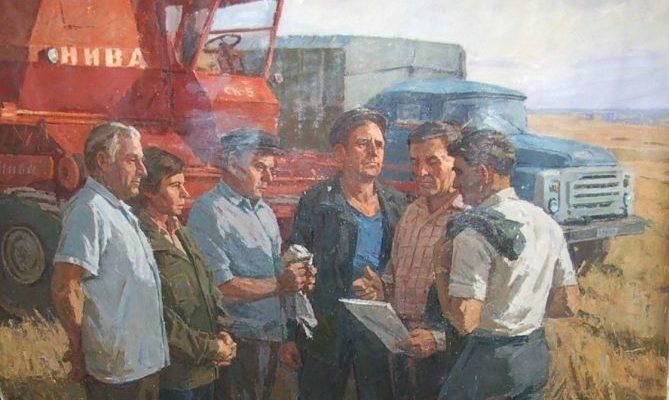 Механізатори