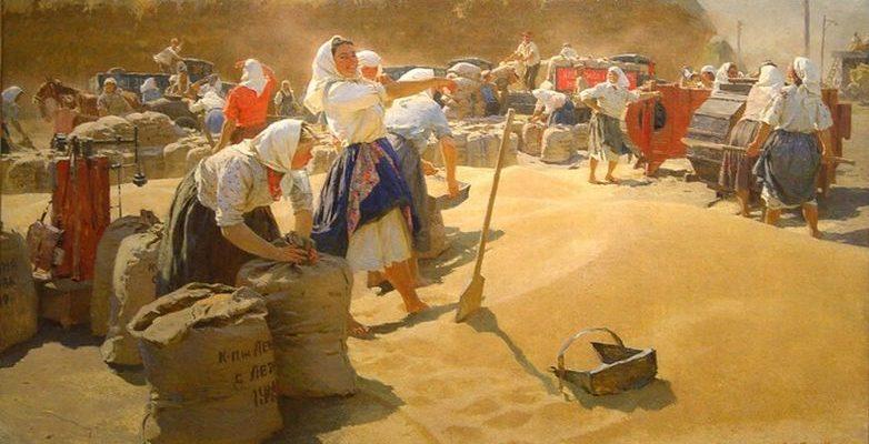 Українські трудівниці