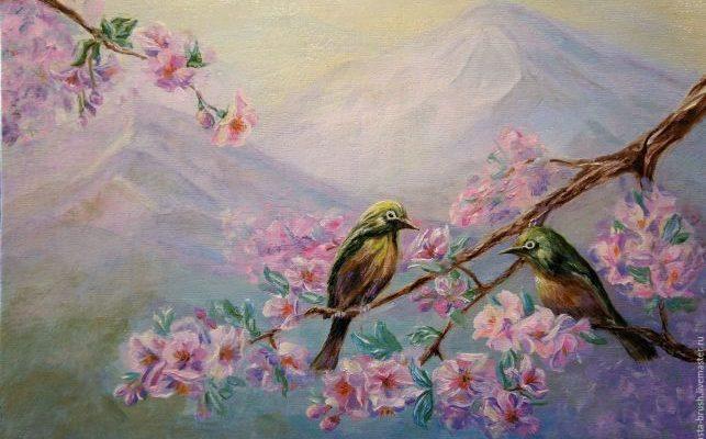 Весна в душі
