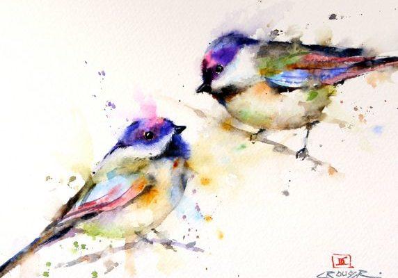 Птахи кохають все життя