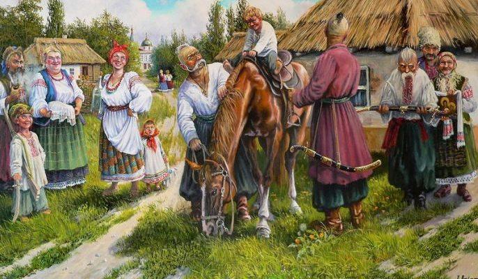 Юний козак