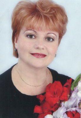 Валентина Петрівна Колесник