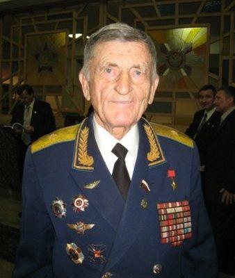 Герой Радянського Союзу Крамаренко Сергій Григорович