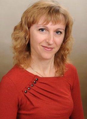Лариса Іванівна Вовненко