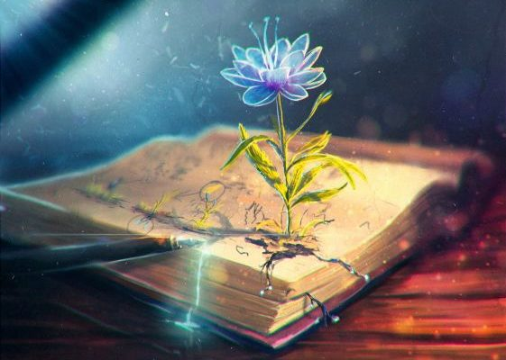 Квіти в душі поета