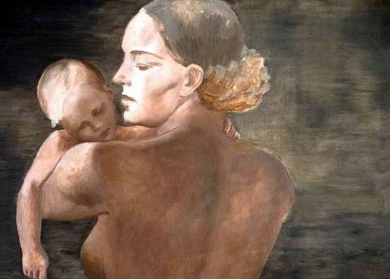 Мати й дитя