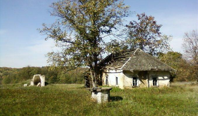 Мертве село
