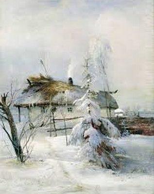 Зимова хата
