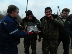 Воїни Роменщини на Донбасі