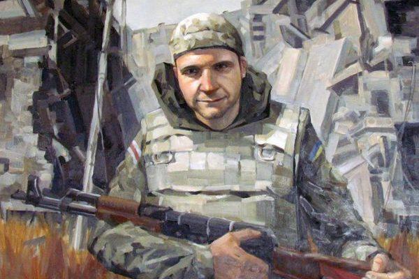 Солдат України