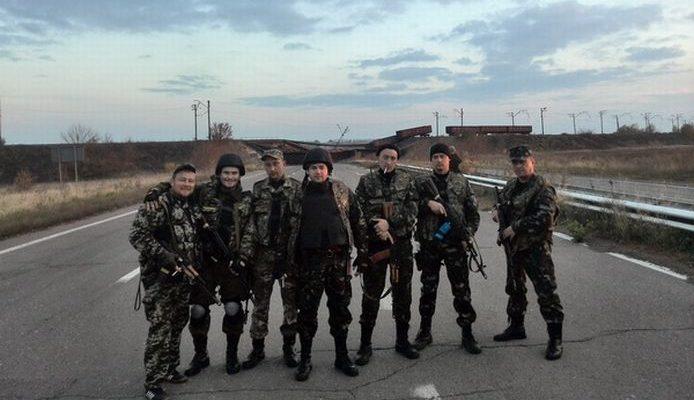 Роменські правоохоронці на Донбасі