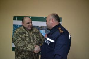 Сергій Біляєв з Геннадієм Москалем