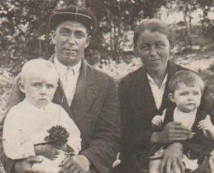 Юрко Макар Гнатович і його сім'я