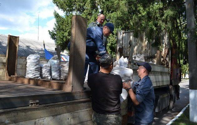 Роменські рятувальники МНС