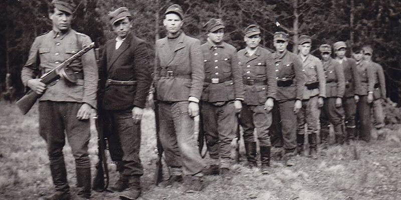 Відважні воїни УПА