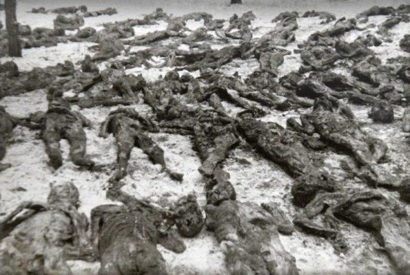 Жертви концтабору