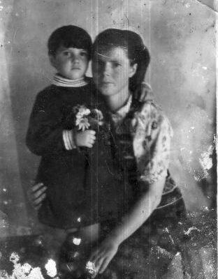 Мама Людмили Кранги