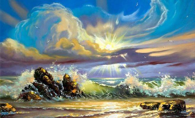 За хмарами - сонце