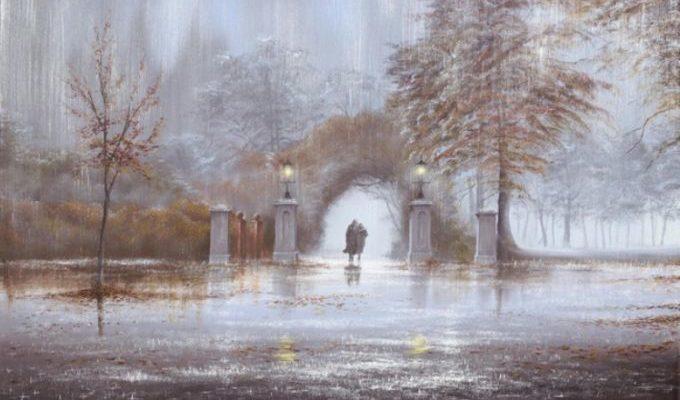 Кохання під дощем
