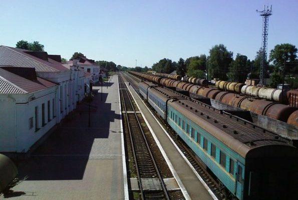 Станція Ромни Південної залізниці