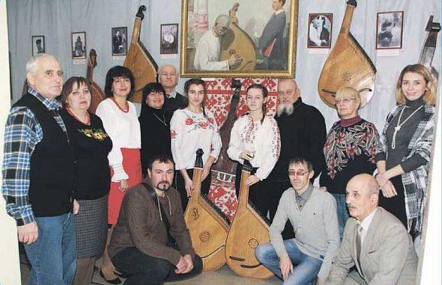 Кобзарі України