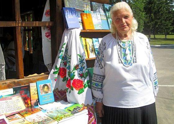 Тарасенко Олександра Калениківна