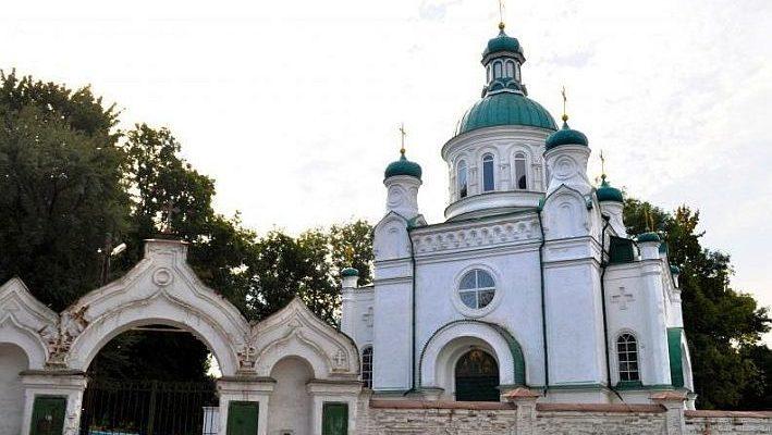 Всіхсвятська церква, Ромни